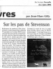 37_Voyage avec Stevenson dans les Cévennes-La Lozère Nouvelle - 2 juin 2006
