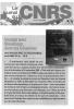 42_Voyage avec Stevenson dans les Cévennes-Le Journal du CNRS - Juin 2006