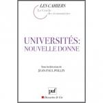 Les Cahiers du Cercle des économistes, coédition avec PUF