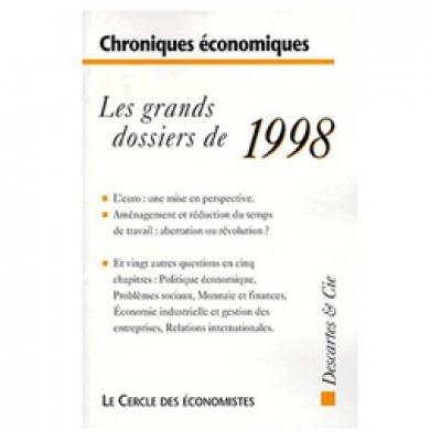 Grands dossiers de 1998 (Les)