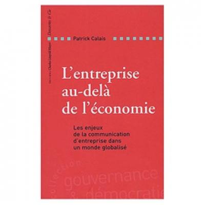 Entreprise au-delà de l'économie (L')