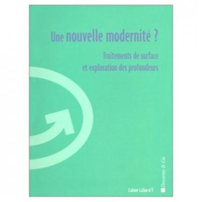 Nouvelle modernité (Une) ?