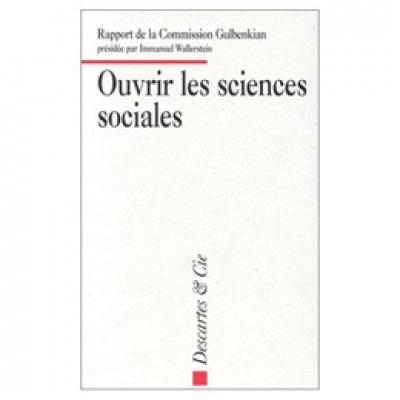 Ouvrir les sciences sociales