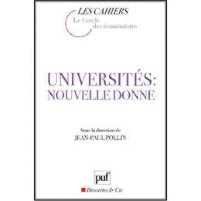 Universités nouvelle donne