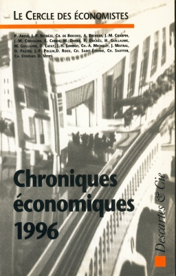 Chroniques économiques 1996 (Les)