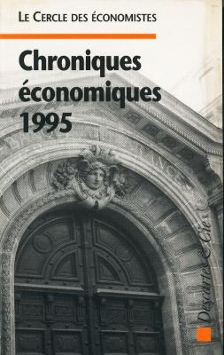 Chroniques économiques 1995 (Les)