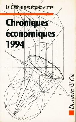 Chroniques économiques 1994 (Les)
